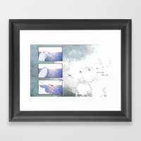 Another Friday Framed Art Print