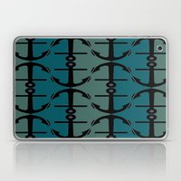 Ocean Anchors Laptop & iPad Skin