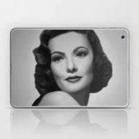 Black Velvet Laptop & iPad Skin