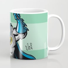 Another Strong man in a super hero costume Mug