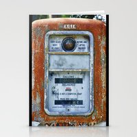 Not a Computing Pump Stationery Cards