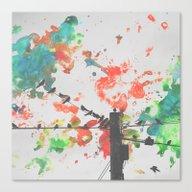 Birds Etc. Canvas Print
