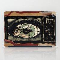 Eye Solation  iPad Case