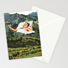 Rising Mountain Stationery Cards