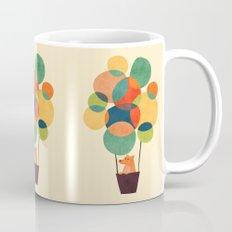 Whimsical Hot Air Balloon Mug