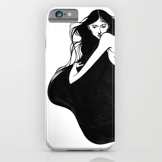I Was Here iPhone & iPod Case