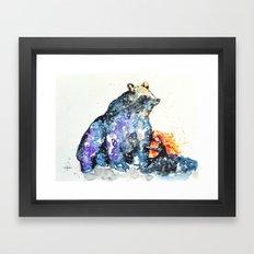 Many Surprises Await You Framed Art Print