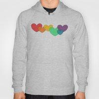 Love Is A Rainbow Hoody