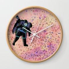 COSMOS 6 Wall Clock