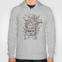 Howl's Moving Castle Pla… Hoody