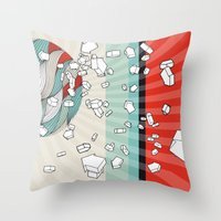 The Right Direction Of L… Throw Pillow
