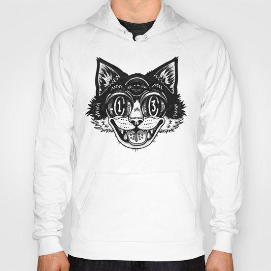 The Creative Cat Hoody