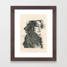 Eden Child Framed Art Print