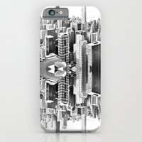 Mirror City iPhone 6 Slim Case