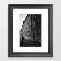 ... The Day Before Yeste… Framed Art Print