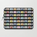 70 Rainbow Tapes Laptop Sleeve