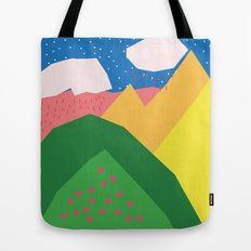Them Rolling Hills Tote Bag