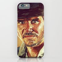 iPhone & iPod Case featuring Dr J by Balazs Pakozdi