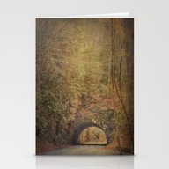 Smoky Mountain Tunnel Stationery Cards