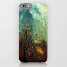 Wellen, die von der Unteren... iPhone 6 Slim Case