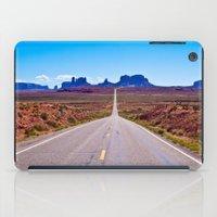 That Endless Road iPad Case