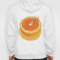 Rapid Orange Hoody
