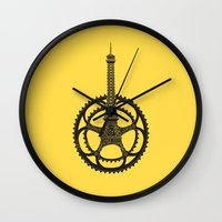 Le Tour de France Wall Clock