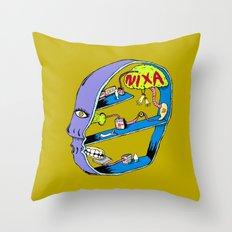 On My Head Throw Pillow