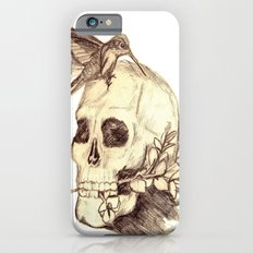 flying away with the time iPhone 6 Slim Case