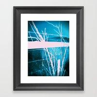 Alive at Night Framed Art Print