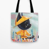 Raincoat 1 Tote Bag