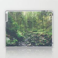 Mountain Of Solitude Laptop & iPad Skin