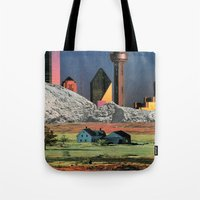 Homestead Blues Tote Bag