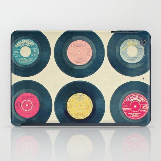 Vinyl Collection iPad Case
