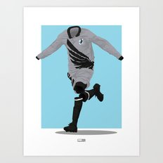 Minnesota United FC 2013/14  Art Print