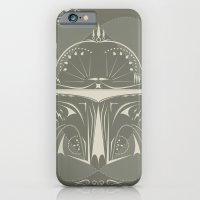 iPhone & iPod Case featuring Boba Fett on Acid by Michael Tesch