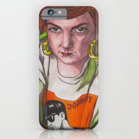 iPhone & iPod Case featuring Kirsty by Anna Gogoleva