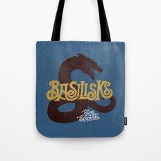 Basilisks Tote Bag