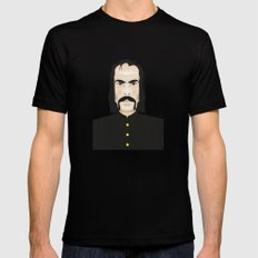 Nick cave Mens Fitted Tee Black SMALL