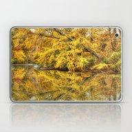 Reflections Of Autumn Laptop & iPad Skin