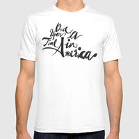Once Upon A Time In Amer… Mens Fitted Tee White SMALL