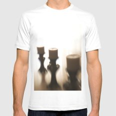 all in a dream Mens Fitted Tee SMALL White