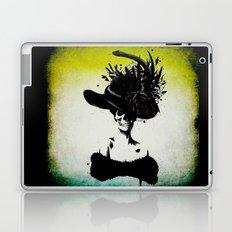 mrs skeleton Laptop & iPad Skin