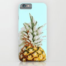 Summer Ananas Slim Case iPhone 6s