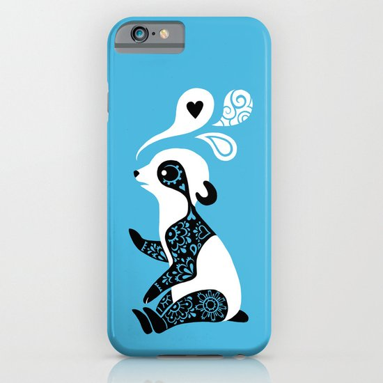 Panda 3 iPhone & iPod Case