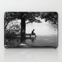 Alone iPad Case