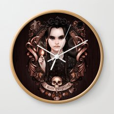 I Hate Everything Wall Clock