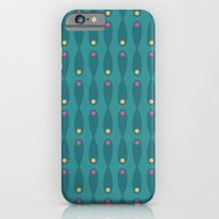 iPhone & iPod Case featuring Honeysuckle [petals] by Veronica Galbraith