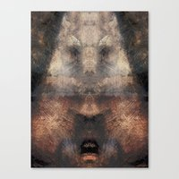 SOUTHERN MAN Canvas Print
