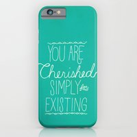 You Are Cherished iPhone 6 Slim Case